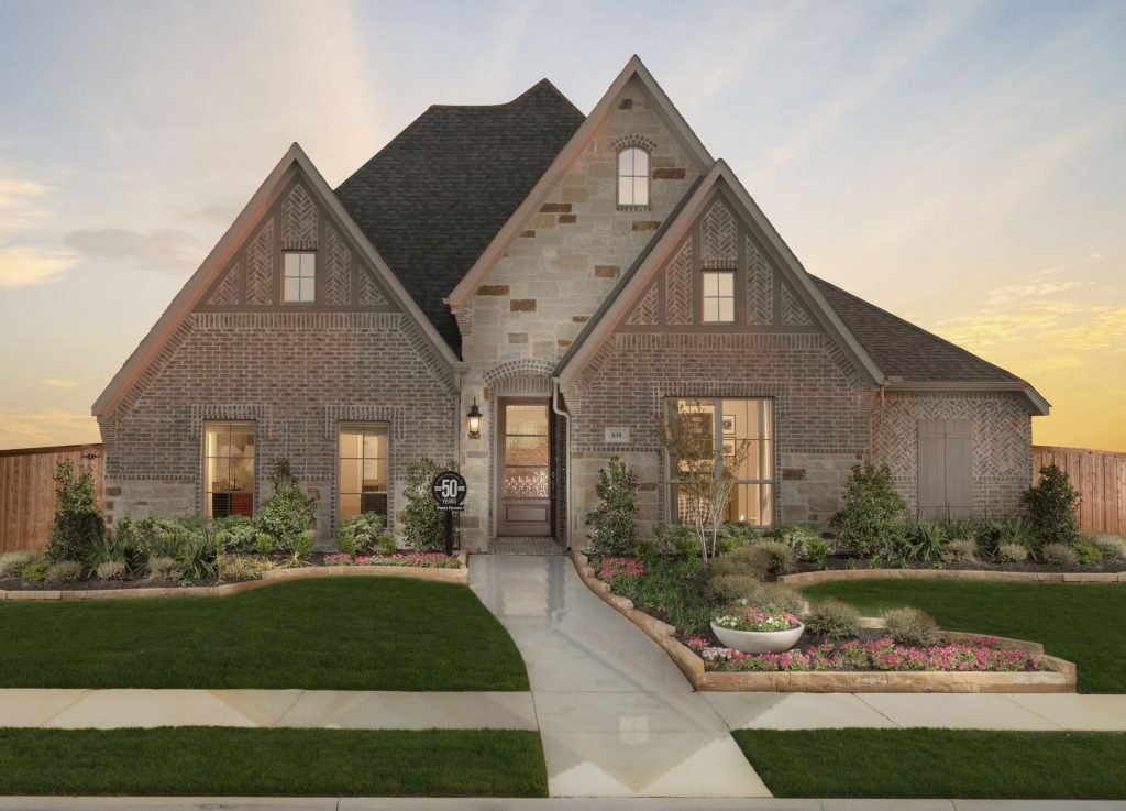 Woodridge Forest Welcomes Perry Homes to Builder Mix